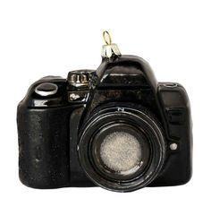 KURT ADLER RESIN DIGITAL CAMERA PHOTOGRAPHY PHOTOGRAPHER CHRISTMAS ORNAMENT
