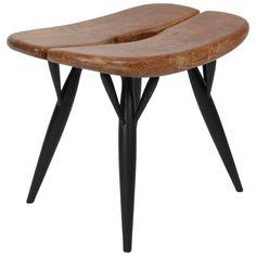 Ilmari Tapiovaara, Stool Model Pirkka, Designed for Laukaan Puu, 1957 Bauhaus, Stool, Table, Model, Design, Furniture, Bmw, Home Decor, Products