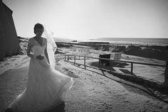 editorial vestido de noiva Isabeli Fontana