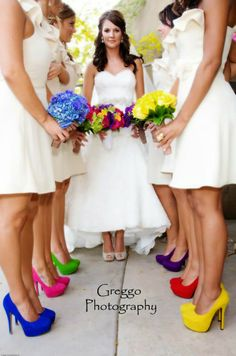 The Secrets of Successful Mismatched Bridesmaids 3.0
