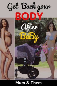 With these 5 effective steps you can reform body back after giving birth. Read up to know how to get your body back in shape after giving birth to new life! Second Pregnancy, Pregnancy Months, Pregnancy Workout, Fit Pregnancy, Stopping Breastfeeding, Breastfeeding Tips, New Parents, New Moms, Mom Body