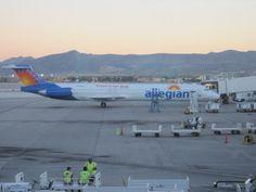 January 2012  Las Vegas Airport