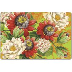 Pad of 50 GORGEOUS paper placemats!