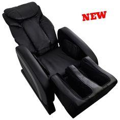 Electric Recliner Massage Chair Full Body Shiatsu Heat Zero Gravity Airbag Relax