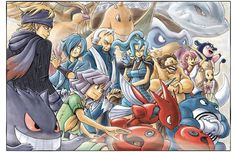 Gym leaders