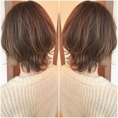 66 Chic Short Bob Hairstyles & Haircuts for Women in 2019 - Hairstyles Trends Short Shag Hairstyles, Trendy Haircuts, Haircuts For Long Hair, New Haircuts, Hairstyles Haircuts, Medium Hair Cuts, Medium Hair Styles, Short Hair Styles, Long Hair With Bangs