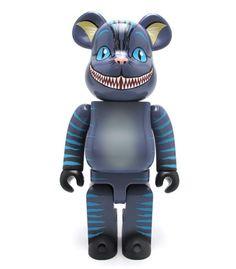 400% Bearbrick Cheshire Cat - I want!!!!!!