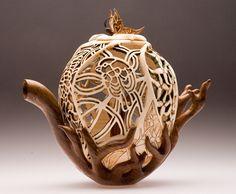 Teapot, by Joey Richardson