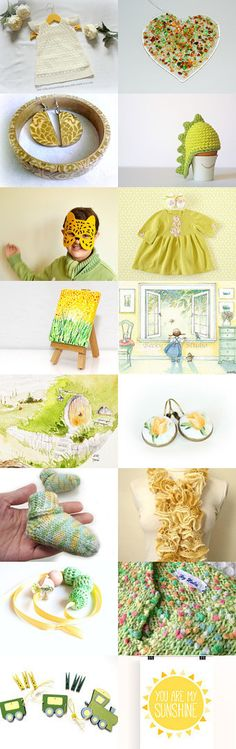 You are my sunshine by Agnieszka on Etsy--Pinned with TreasuryPin.com