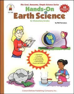 Hands-On Earth Science