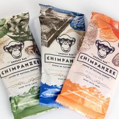 Chimpanzee Bars: Going beyond natural ingredients, the Czech company takes a user-centric approach to their products