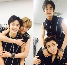Hansol, Johnny and Mark #SMROOKIES