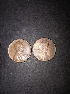 1975 P /& D Lincoln Memorial Cent 2 Coins Penny Set **FREE SHIPPING**