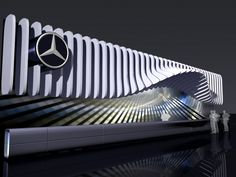 Mercedes Benz Proposal by Dmitry Azrikan at Coroflot.com