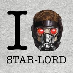 Check out this awesome 'I+Love+Star+Lord+Guardians+of+the+Galaxy' design on @TeePublic!