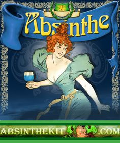 Welcome to Absinthe Kit - The only store that provides natural Absinthe never seen or tasted before. Green Fairy, Beer, Ale