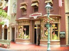 Disney Main Street Confectionary