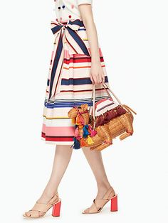 Spice Things Up Wicker Camel by Kate Spade Sale! Up to 75% OFF! Shop at Stylizio for women's and men's designer handbags, luxury sunglasses, watches, jewelry, purses, wallets, clothes, underwear