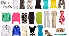 Hola Chicas!!!   Business Casual Starter Kit: La construcción de un vestuario profesional combinable para esta primavera verano 2015   Hoy l...