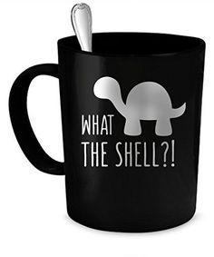 Turtle Coffee Mug. Turtle gift