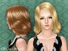 Cazy's Brand Hairstyle - Female Set