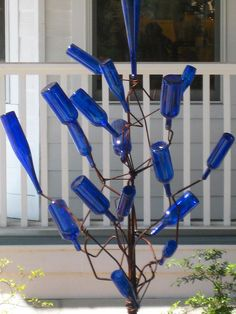 Bottle Tree by Clio7, via Flickr