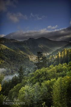 Great Smoky Mountains http://www.pantherknobcottages.com