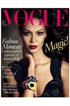 #Vogue Germany December 2013 Cover ...