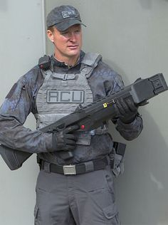 The InGen Taser Rifle was a non-lethal weapon used by the InGen Security Division to subdue the dinosaurs of Jurassic World. References ↑ Jurassic World Jurassic World Set, Lego Jurassic, Legos, United Nations Security Council, Dinosaur Park, The Trooper, Lethal Weapon, Internet Movies, Team Leader
