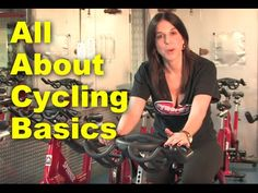 There's a lot more to just pedaling a bike. Watch our very own Lori demystify the Spinner/spinning bike, explaining all the important basics of using such a . Best Exercise Bike, Personal Training Studio, Spin Bikes, Hiit, Spinning, Cycling, Gym, Fitness, Youtube