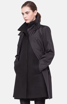 Akris 3-in-1 Technical Coat available at #Nordstrom