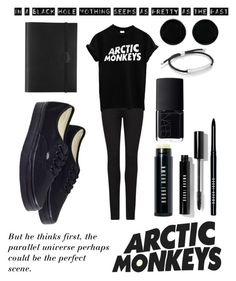 """""""Untitled #129"""" by shamelessreject on Polyvore featuring Paige Denim, Vans, Bobbi Brown Cosmetics, AeraVida, Undercover, NARS Cosmetics, Monica Vinader, women's clothing, women and female"""