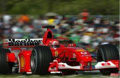 Michael Schumacher F1 x 7