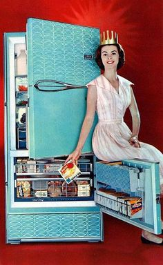 The new Frigidaire for 1957.