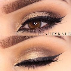 Photo by MUA: beautykale featuring her Party Girl Eyeshadow Palette.