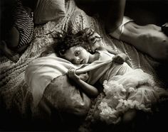Sally Mann is an incredible, yet very controversial, photographer of our time. She has photographed mainly her children. Looking at them, no one can deny her technical mastery, yet they also so have a disturbing quality.