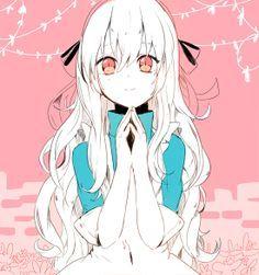 Mekaku City Actors Images | Icons, Wallpapers and Photos on Fanpop Bakugou Manga, Manga Girl, Anime Art Girl, Mary Kozakura, Character Art, Character Design, Kagerou Project, The Victim, The Villain