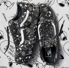 Vans x Peanuts Vans Skate Shoes deb2dd3cbcf5b