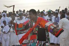 Sufi ceremony in Omdurmam