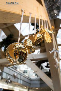 Weiterer Christbaumschmuck und Weihnachtsdekoration von unserem Weihnachtsmarkt auf der Königsallee