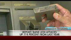 Report: ATM Data Theft Soars to Highest Rate in Two Decades