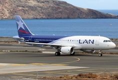 LAN Airlines (Chile) Lan Airlines, Air Travel, South America, Airplane, Aviation, Aircraft, Chile, Google Search, Planes