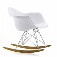 Charles and Ray Eames, Rocker by Vitra.