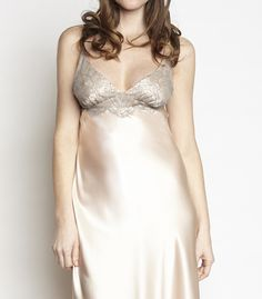 85b0c38d13c0c 79 Best Silk Solids images | Bridal lingerie, Silk chemise, Silk gown