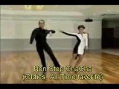 NON STOP CHA CHA ( Ballroom Dancing) - YouTube
