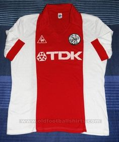 Ajax Home football shirt 1982 - 1983