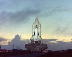 STS-2 was the second launch of the Orbiter Columbia in 1981. The crew consisted of Commander Joe H. Engle and Pilot Richard H. Truly. It launched on November 12 and landed on November 14 at Edwards Air Force Base in California.