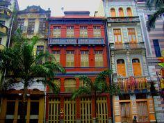 Recife - Antiga Rua dos Judeus