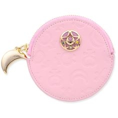 """sailor moon"" ""sailor moon merchandise"" ""sailor moon 2015"" ""sailor moon purse"" ""crystal star"" compact ""sailor moon compact"" pink leather fashion accessories bandai anime japan shop"