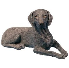 Weimaraner Figurine – Sandicast These Weimaraner figurines are absolutely stunning. They are part of the Sandicast dog collection and that tells you one thing, they are quality! Hand casted and hand painted, the detailing on these figurines will wow you. The expressions and poses of these dogs brings such realism to the figurine. Each figurine …